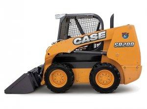 MINICARGADOR CASE SR200